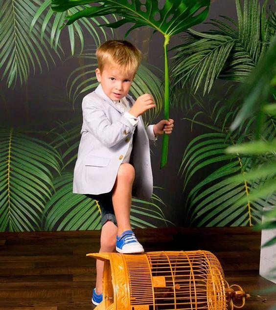 Zapato Bobux Azul. Las marcas de Koroto.