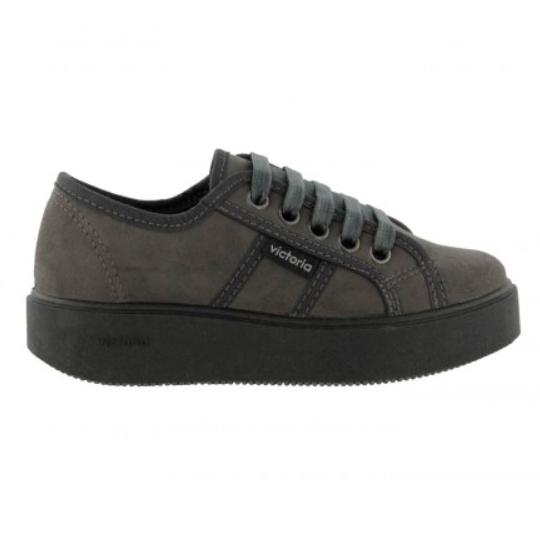 calidad asombrosa venta outlet zapatos clasicos Victoria - Bambas plataforma gris (tallas: 32, 34)